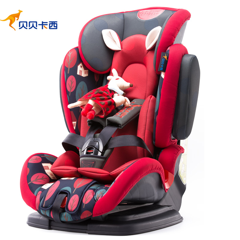 Baby carseat children s safety seat 361ISOFIX9 months 12 years old