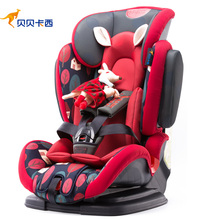 Baby carseat children's safety seat 361ISOFIX9 months – 12 years old
