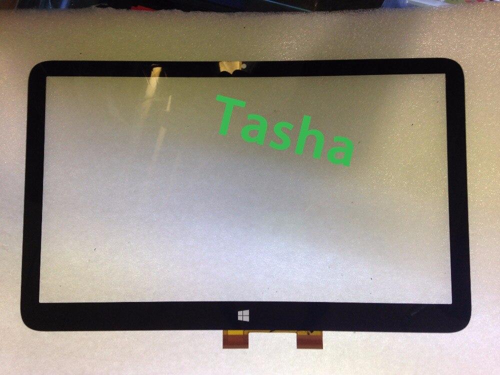 13.3 laptop touch screen digitizer glass for HP TPN-Q147 digitizer laptop touch screen for hp for envy 4 1000 tcp14e53 v1 0 v2 0 digitizer glass panel brand new