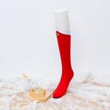 Тонкие носки для костюмированной вечеринки «Водный лед на лоли», «Сейлор Мун», колготки, леггинсы, эксклюзивные гетры