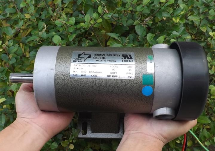 High power permanent magnet DC motor running machine motor speed regulating motor main shaft 90V1200W ff 050 dc high speed motor 7v