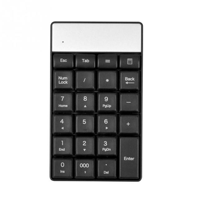 Vococal Mini Filaire 18 Touches USB Pavé numérique Clavier num pour iMac  Mac Book Air MacBook