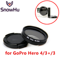 GoPro Accessories Integral CPL Filter & Lens Cover Set, for GoPro Hero 4 3+ 3 Camera, 37MM diameter GP171