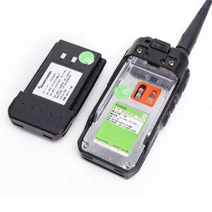 Image 5 - Quansheng TG UV2 PLUS haute puissance 10W 5 bandes 136 174MHz/Police 350 390MH/400 470MHz 4000mAh 10KM longue portée 200CH talkie walkie