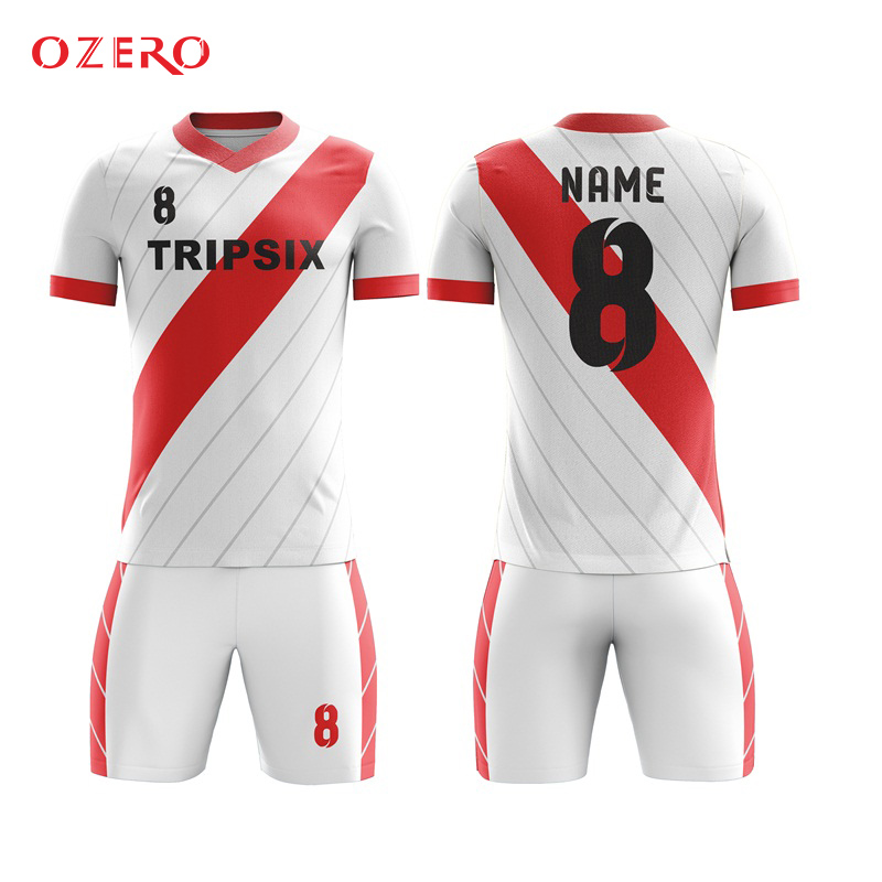 4cb6a250cdb35 football jersey blue and white soccer uniform custom soccer jersey-in Soccer  Jerseys from Sports & Entertainment on Aliexpress.com | Alibaba Group