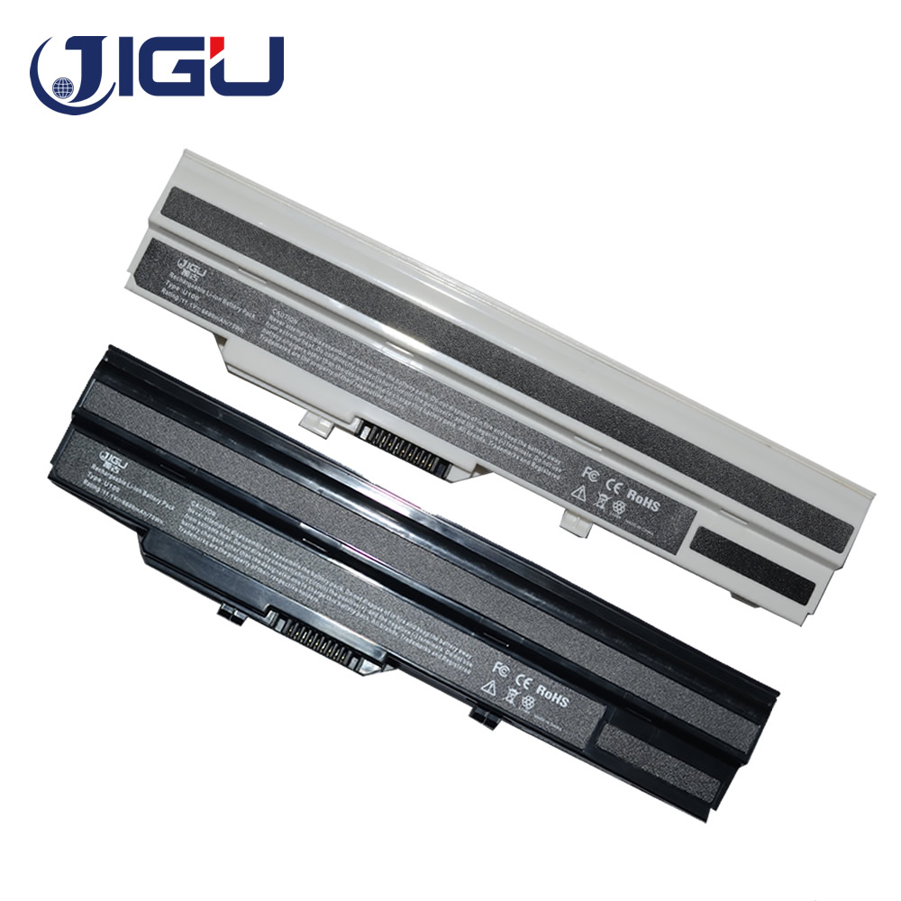 JIGU BTY-S11 BTY-S12 TX2-RTL8187SE Laptop Battery For MSI Wind U100 U100-001CA U100-002CA U100-037CA U100-039LA U100X U90(China)