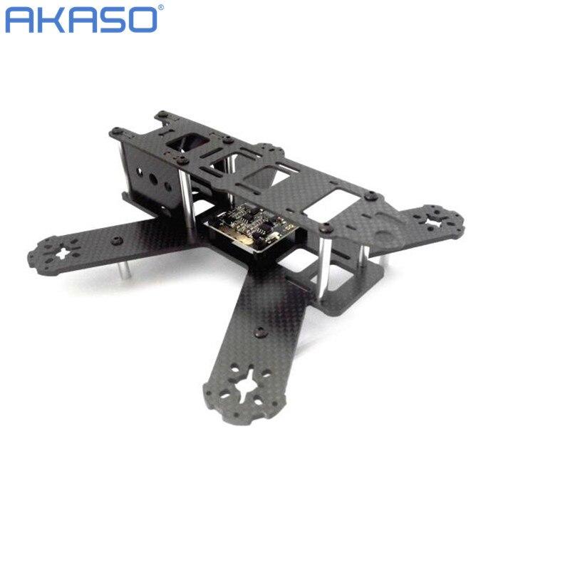 Mini 210mm 210 Pure Carbon Fiber Quadcopter Frame Kit For LS 210 QAV210