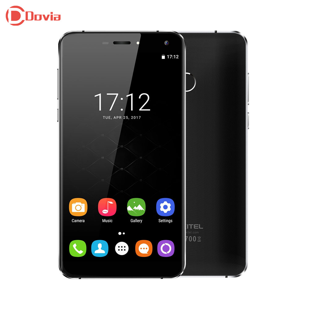 OUKITEL U11 Plus 4G Android 7.0 5.7 inch MTK6750T Octa Core 4GB RAM 64GB ROM 13.0MP Front Camera Fingerprint Scanner Smartphone