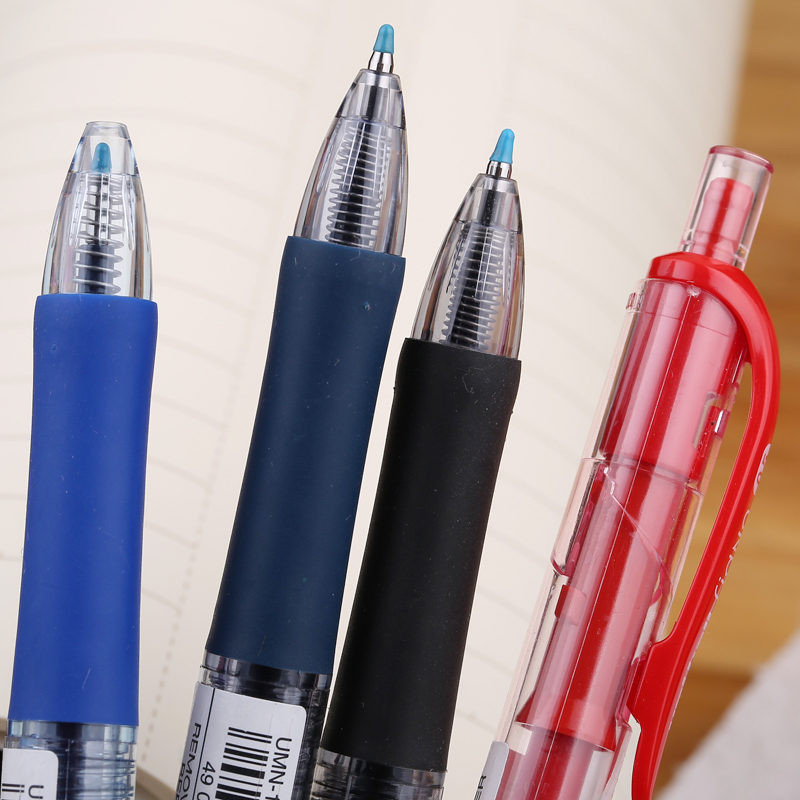 /Uni Mitsubishi Crayon noir /12/pcs/ /0,5/mm/ UNI-BALL SIGNO UMN Stylo roller /à encre gel/