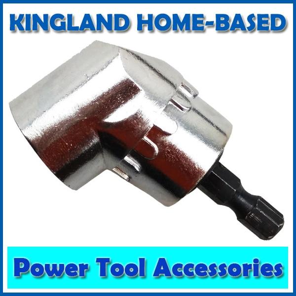 Destornillador de destornillador de ángulo de bit hexagonal - Accesorios para herramientas eléctricas - foto 4