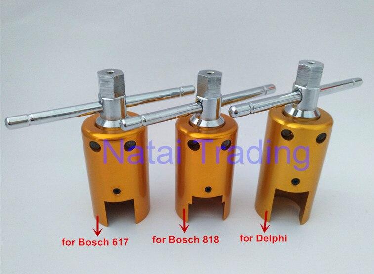 Common rail diesel pumpe dosierung ventil demontage puller für Delphi Bosch 617 und Bosch 818