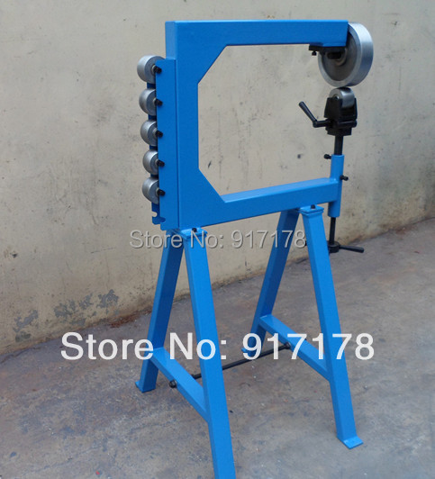 560*1.2mm english wheels machine metal plate processing machinery tools