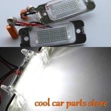 2x ошибок светодиодный фонарь освещения номерного знака для MERCEDES x164 Gl450 500 AMG 2006-2012