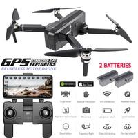 SJRC F11 Drone gps профессиональный 5G Wi Fi бесщеточный RC Дрон 25 минут время полета 1080 P селфи FPV Drone quadcopter с Камера HD