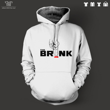 The Brink tee TV series men unisex pullover hoodie hooded sweatershirt 82% cotton fleece inside soft high quality free shipping