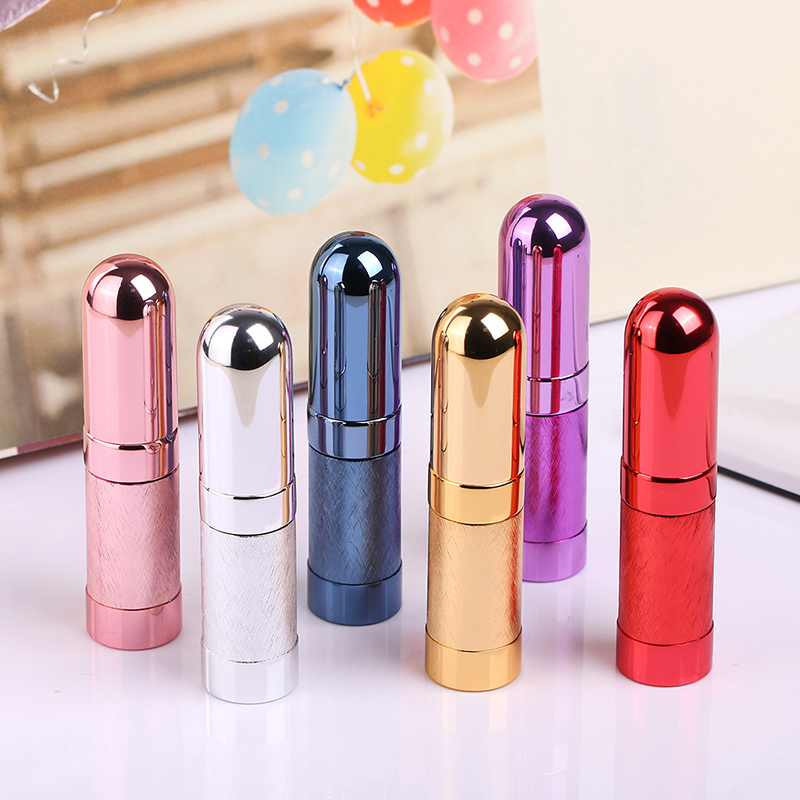 2016 New Arrive Fashion Travel Mini Deluxe Refillable Atomiser Spray Perfume Bottle Random Color набор для путешествий pep start deluxe travel