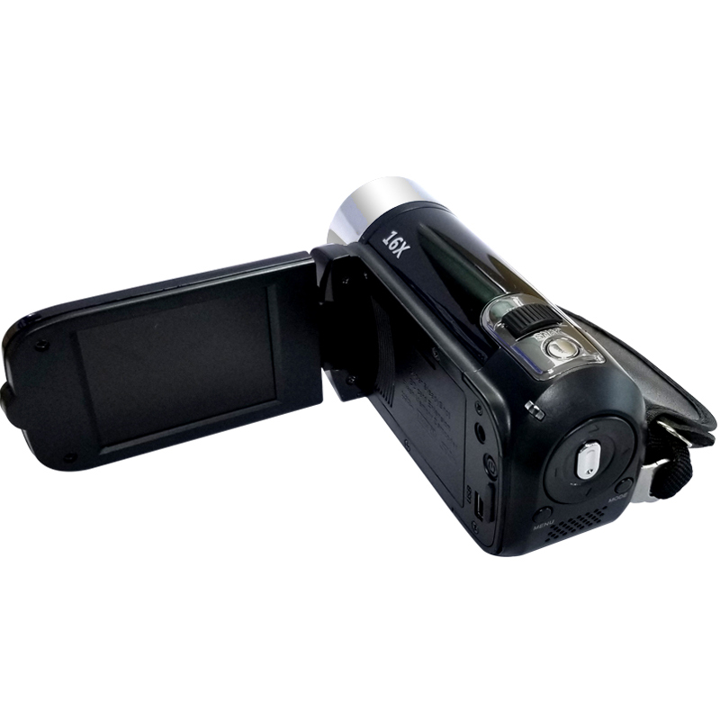 Image 5 - Full HD 1080P Digital Video Camera 2.7inch LCD Screen Digital Camera 16X Digital Zoom Anti shake DV DVR Video Recorder Camcorder-in Point & Shoot Cameras from Consumer Electronics