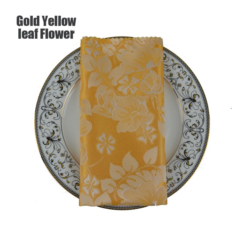 gold yellow leaf