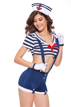 Sexy Sailor Cosplay Costume 1321 sea navy costume sexy women role playing Uniform Temptation