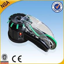 110 v O 240 v de LA UE/EE.UU. PLUG ZCUT-2 dispensador de cinta de embalaje, 3-25mm de ancho, 13-59mm de longitud, Máquina De Corte automático Dispensador de Cinta