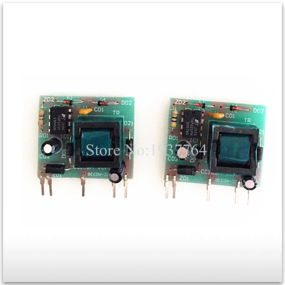 New for Mitsubishi Air conditioning board power supply module CC102A-V3.0 12V good working 10pcs/lot module xilinx xc3s500e spartan 3e fpga development evaluation board lcd1602 lcd12864 12 module open3s500e package b