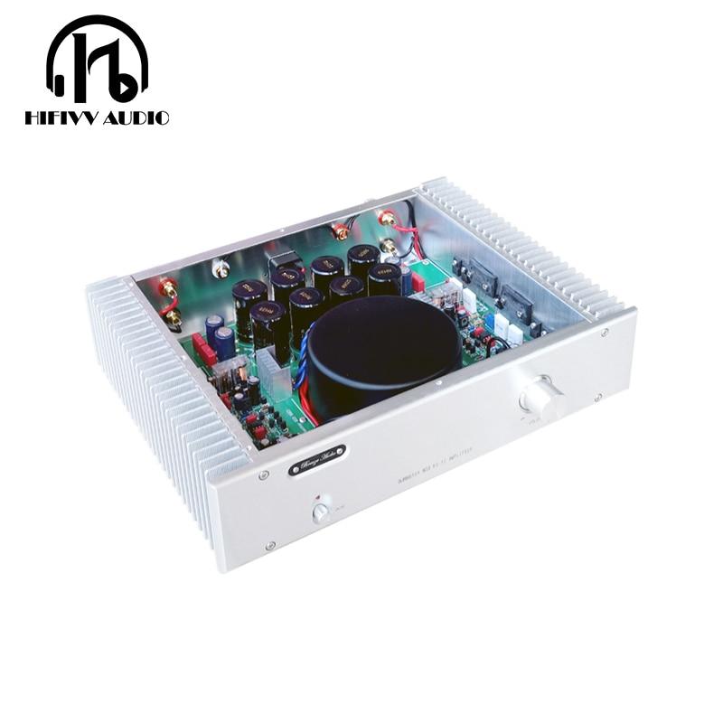 buy hifi amplifier high power amplifier original machine 933 circuit 250w. Black Bedroom Furniture Sets. Home Design Ideas