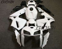 For HONDA CBR600RR CBR600 RR F5 2005 2006 Motorcycle Unpainted Fairing Body Work Cowling ABS 05 06