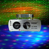 New Dream 150mw R G Laser Full Colors LED DMX512 DJ Dance Club Disco Party Stage