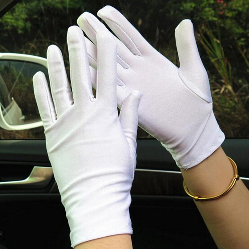 Online Buy Wholesale ladies white dress gloves from China ladies ...