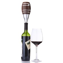 SICAO Rechargeable Battery Operated Mini Wine Decanter Bar Tools Electric Wine Decanter Barrel Design Pump
