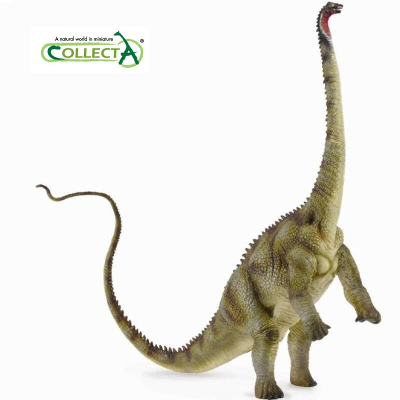 CollectA Diplodocus Tyrannosaurus rex Dinosaur Classic Toys For Boys Children Dino Animal Model 37 cm tyrannosaurus rex with platform dinosaur mouth can open and close classic toys for boys animal model without retail box