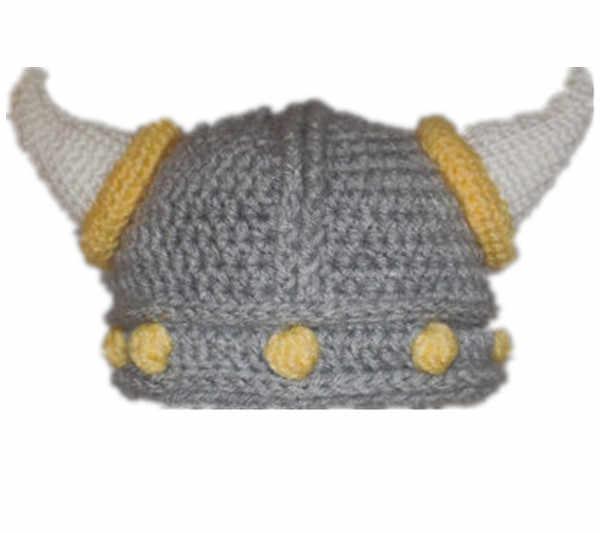 ef45c9c3bfe Detail Feedback Questions about Crochet Viking Helmet Hat
