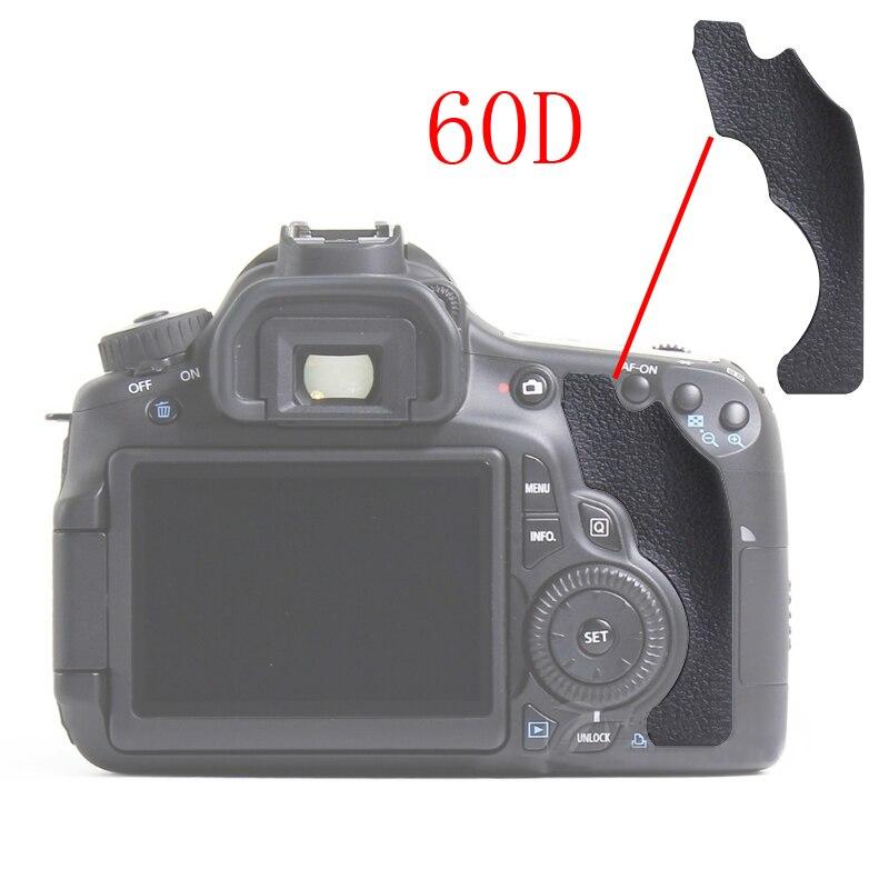 Cámara digital logotipo de cuerpo de goma para la reparación d Canon EOS 700D unidad de reemplazo parte