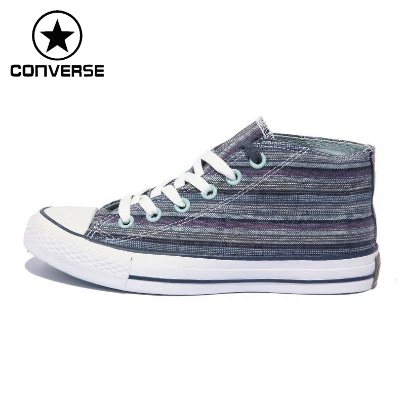Original Converse Unisex Skateboarding Shoes Canvas Sneakers ...