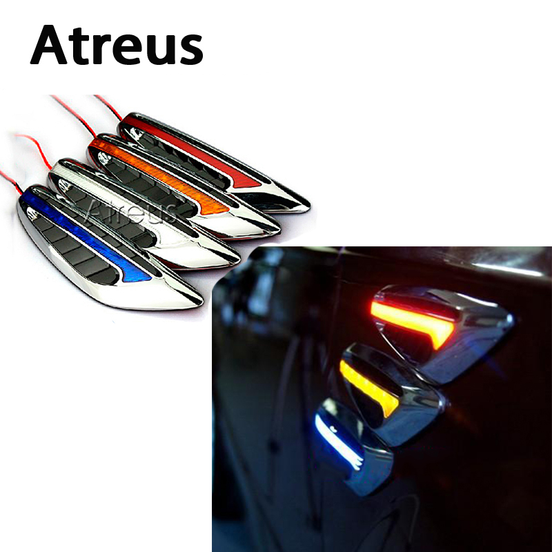 Atreus 2X Car styling Turning Signal Indicator Light Side Lamp For Mercedes benz W204 W203 W211 AMG Mini cooper Skoda octavia a5 auto fuel filter 163 477 0201 163 477 0701 for mercedes benz