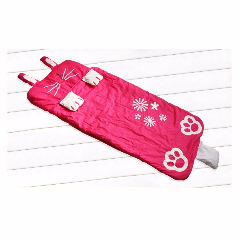 Baby Sleeping Bag Newborn Cotton Sleeping Bags Autumn Blanket Infant Coveralls New Cat Toddler Clothes Spring Anti Tipi Blankets (6)