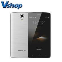 Homtom HT7 HT7 Pro Android 5.1 Téléphones Mobiles RAM 2 GB 1 GB ROM 16 GB 8 GB Smartphone MTK6735 Quad Core Dual SIM 5.5 pouce Cellulaire Téléphone