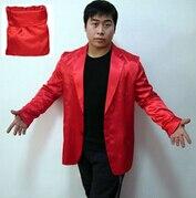 Sac à costume, illusions de magie de scène, nouveautés fête/blagues, magie de la soie, magie du tissu