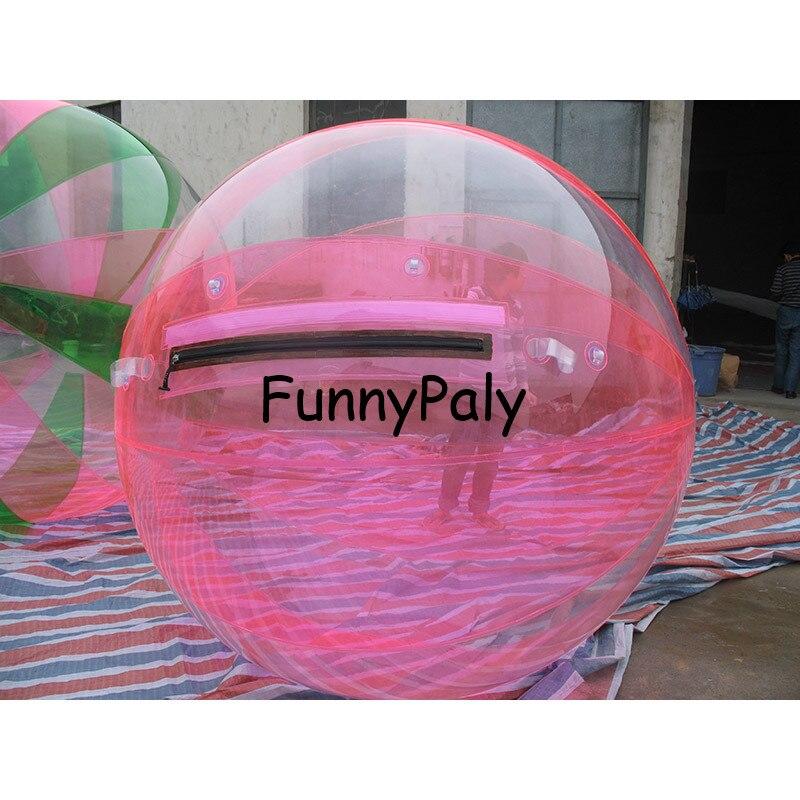 inflatable water walking zorb pool ball,transparent water aqua ball,human-sized hamster ball game,tpu or pvc water roller ball детский шар funny ballsdiameter 2m 78 big sized ball