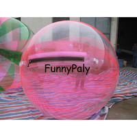 inflatable water walking zorb pool ball,transparent water aqua ball,human sized hamster ball game,tpu or pvc water roller ball