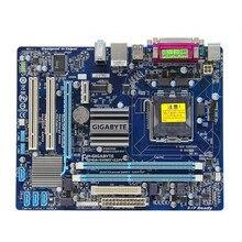 اللوحة الأصلية ل gigabyte GA G41MT S2PT LGA 775 DDR3 مجلس G41MT S2P LGA775 G41 سطح المكتب G41MT G41 S2P D3 D3P اللوحة