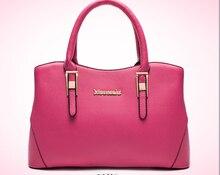 Freies Verschiffen Neue 2016 Damenmode Vintage Paket Umhängetasche Frauen Messenger Bags Frauen Pu-leder Handtaschen 973