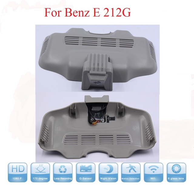 Hidden HD Car DVR For Benz E 212G 1 1