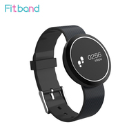 Fitband F4S Intelligent Motion Bracelet Monitoring Sleep Sports Waterproof Watch Fitness Pedometer Heart Rate