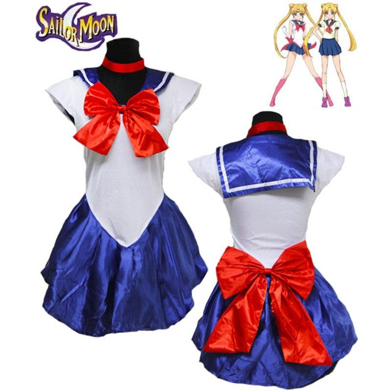 Zeeman Halloween.Us 28 29 Titivate Nieuwe Anime Sailor Moon Cosplay Zeeman Schooluniform Prestaties Kostuums Halloween Kostuum Vrouwen Dress 7 Kleuren In Titivate