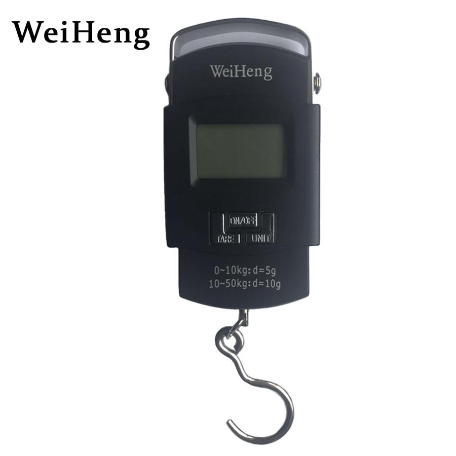 Digital-Scale Weighing Electronic Hanging 50kg A08L 10g Fishing-Fish-Hook Retail-Box
