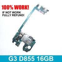 Ymitn Unlocked Mobile Electronic Panel Mainboard Motherboard Circuits With International Firmware Cable For LG G3 D855
