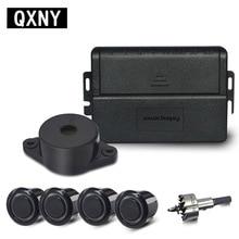 4/sensori di NY3002 Car rear Sensore di Parcheggio Kit per tutte le automobili di parcheggio rilevatore di auto di assistenza al parcheggio sensore di parcheggio posteriore sensore