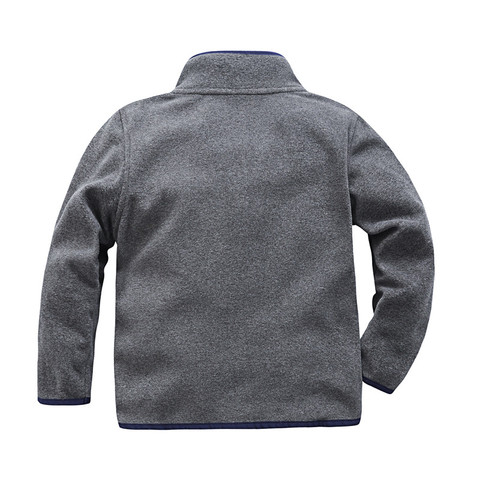 New 2019 spring autumn jackets baby boys girls polar fleece jackets soft warm children kids jackets outwear high quality Lahore