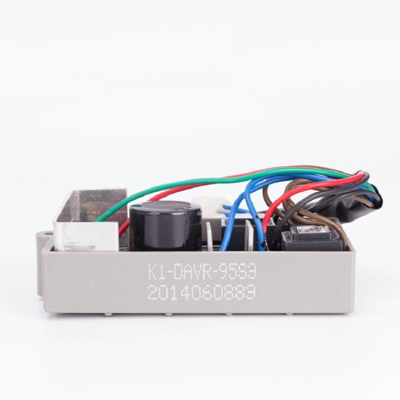 Gasoline unit accessories three phase KIDAVR 95S3 generator AVR automatic voltage regulator regulator board